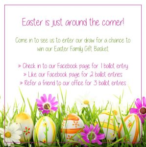 Easter Family Gift Basket Draw