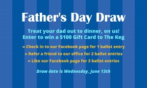 Father's Day Draw