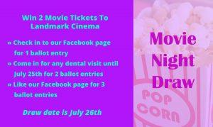 Movie Night Draw