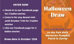 Halloween Draw